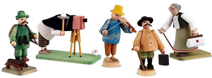 Reichel Figuren vom Lande
