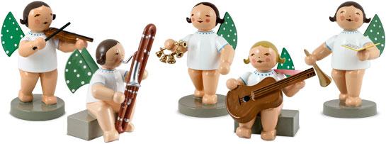 Engelmusikanten von Wendt & Kühn
