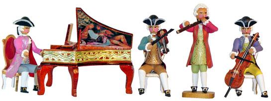Werner Barocke Musiker