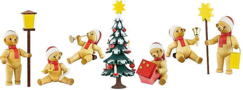 Ulmik Weihnachtsbären