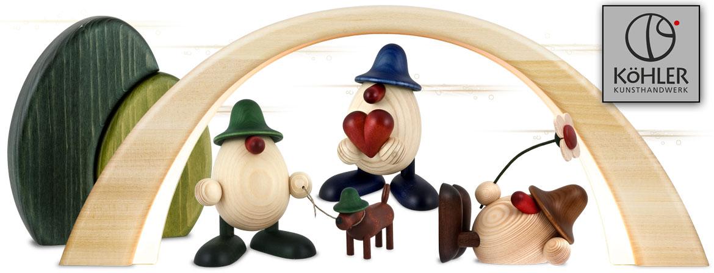 Bjoern Koehler Egg Heads