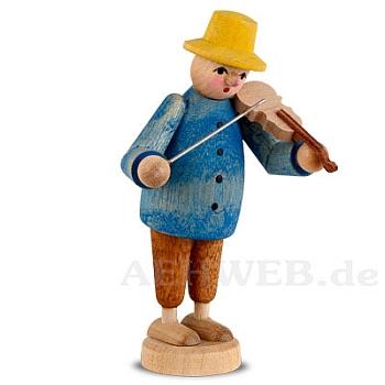 Musiker mit Geige