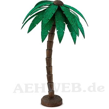 Palme farbig 7 cm Krippen