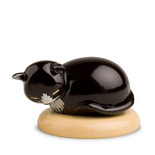 Katze, schwarz
