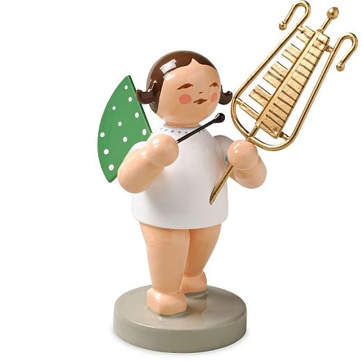 Engel mit Glockenspiel
