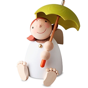 Schutzengel Größe 5 mit Schirm