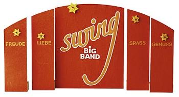 Hintergrund Big Band