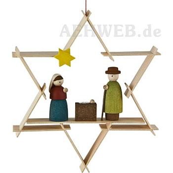 Baumbehang Maria und Josef