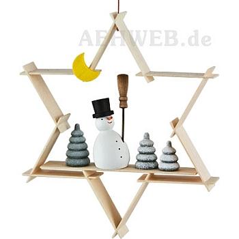 Baumbehang Schneemann