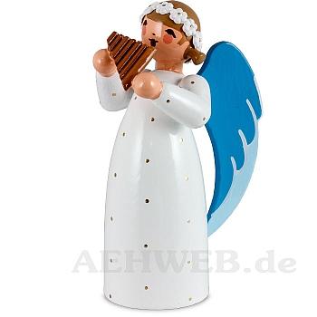 Engel mit Panflöte