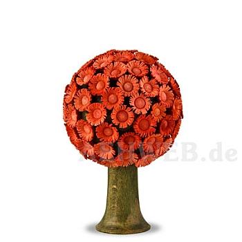 Blütenbaum orange