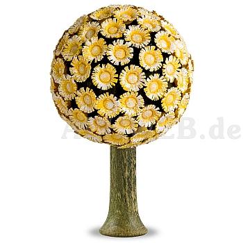 Blütenbaum gelb