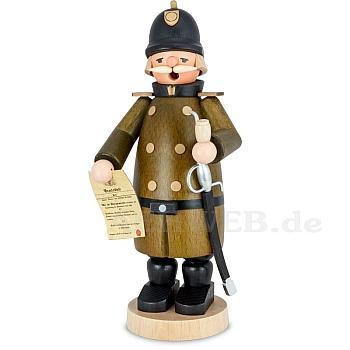 Räuchermännchen Polizist