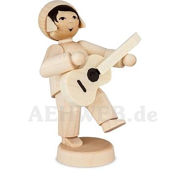 Junge mit Gitarre natur von Ulmik