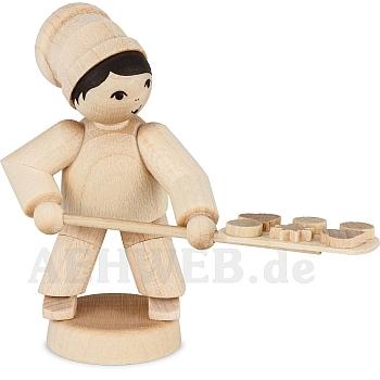 Bäckerjunge mit Schieber natur von Ulmik