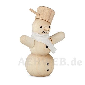 Schneemannjunge natur von Ulmik