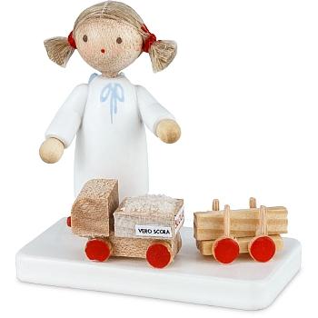 Engel mit VERO SCOLA Spielzeug