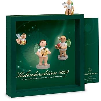 Kalender 2022 komplett von Wendt & Kühn
