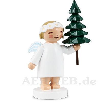 Wendt Und Kühn Weihnachtsbaum.Margeritenengel Mit Tannenbaum