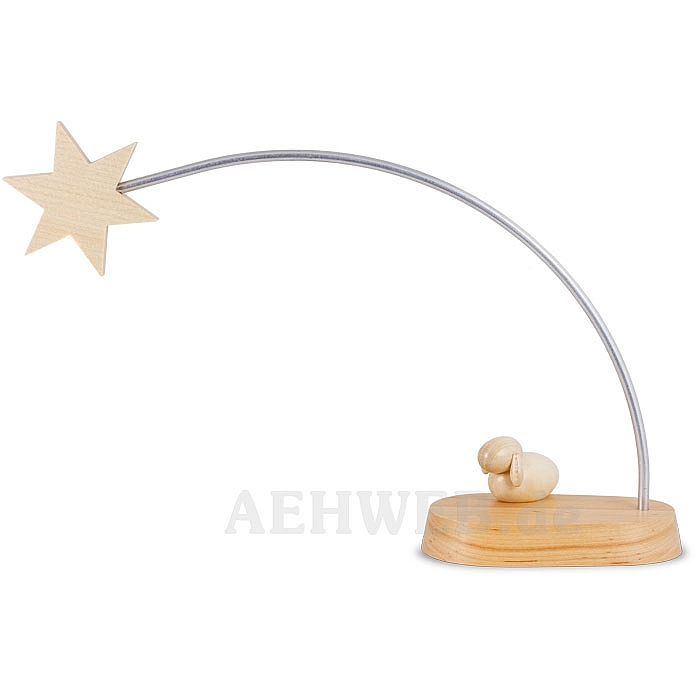 Stern beleuchtet mit lamm von schalling for Stern beleuchtet weihnachten