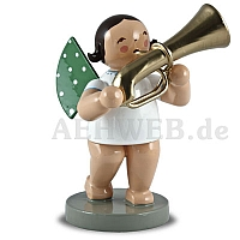 Angel with Tuba