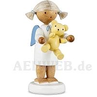 Engel mit Teddybär