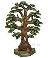 Eiche mit Vögel Ausführung 1