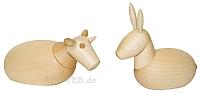 Ochse & Esel
