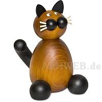 Katze Bommel groß