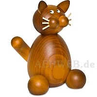 Katze Charlie groß