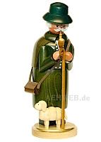 Räuchermann Schäfer mit Schaf