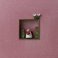 Wandbild - Für Liebende