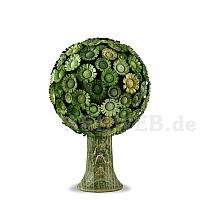 Blütenbaum grün
