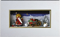 Wall picture - Christmas Eve