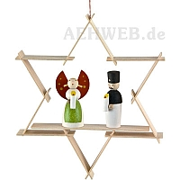 Baumbehang Engel und Bergmann