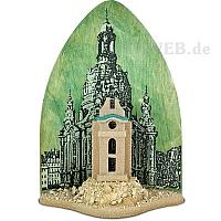 Silhouette Frauenkirche
