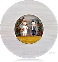 "Figurenbild ""Kinderhochzeit"""