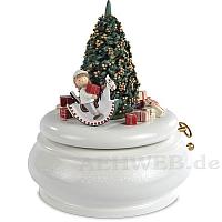 """Spieldose """"Der Weihnachtsabend"""""""