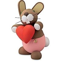 Hase Herbert mit Herz