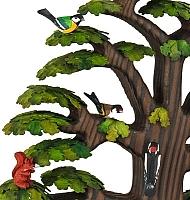 Eiche mit Vögel Ausführung 2