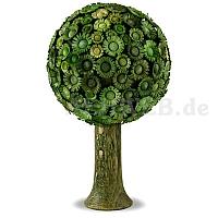 Blütenbaum grün groß