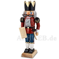 """Nussknacker """"General von Beißer"""""""