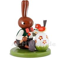 Großer Hase Eiermaler 16 cm