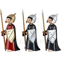 Soldaten des Herodes lackiert 7 cm Krippen