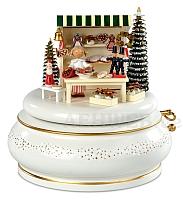 """Spieldose """"Weihnachtsmarkt"""""""