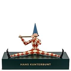 Hans Kunterbunt klein mit Podest