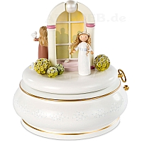 "Music Box ""Three Wishes for Cinderella"""