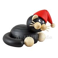 Weihnachts Schmusekatze Hilde
