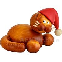 Weihnachts Schmusekatze Charlie