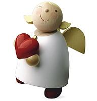 Schutzengel Größe 5 mit Herz